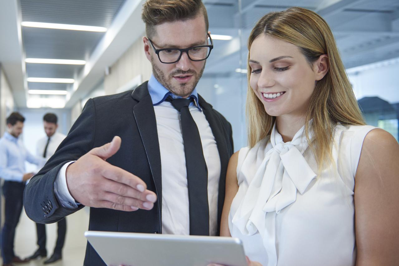 Implentierung und Training Business Intelligence